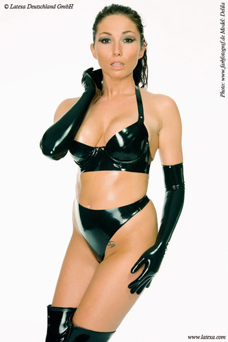 Latex Thai Slip getaucht Latexa