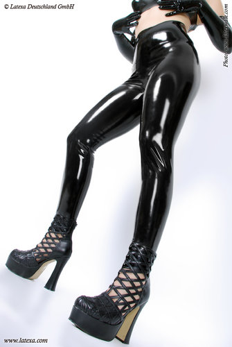 Latex Leggings, unisex